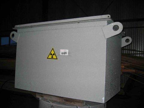 Изготовление контейнеров для транспортировки радиоактивных отходов