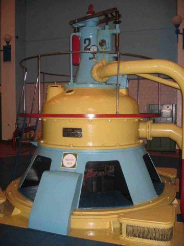 Гидроагрегат после ремонта